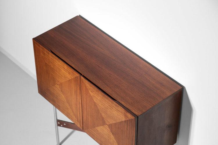 meuble haut enfilade commode Rudolf Glatzel pour Fristho 1960 vintage