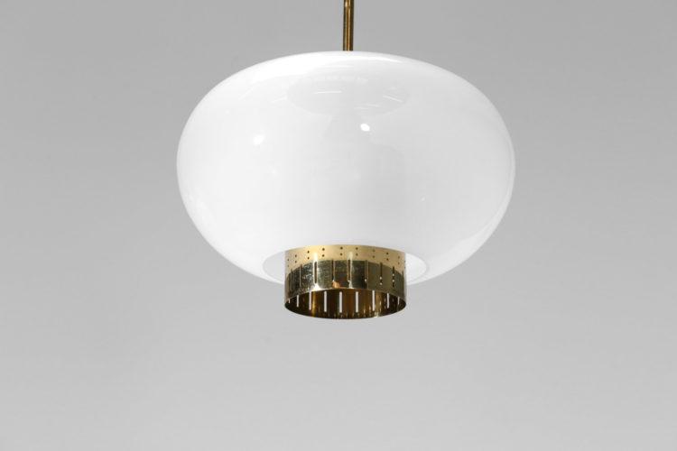 paire de suspension lustre paavo tynell suédois années 60