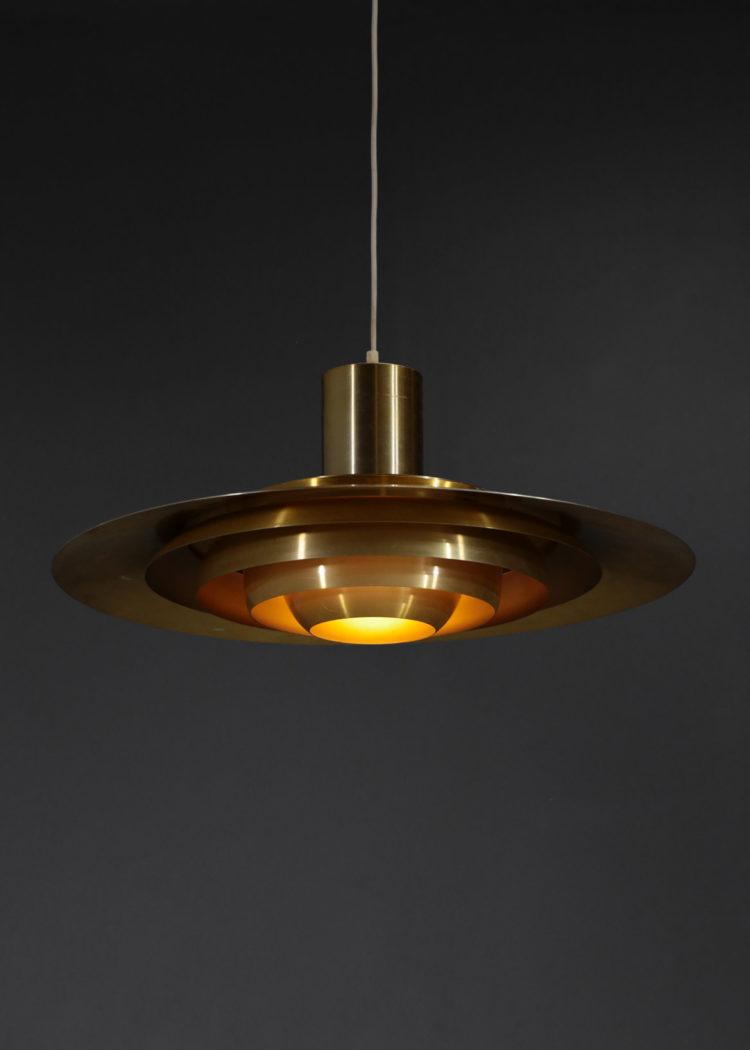 suspension lustre preben fabricius et jorgen kastholm danois scandinave