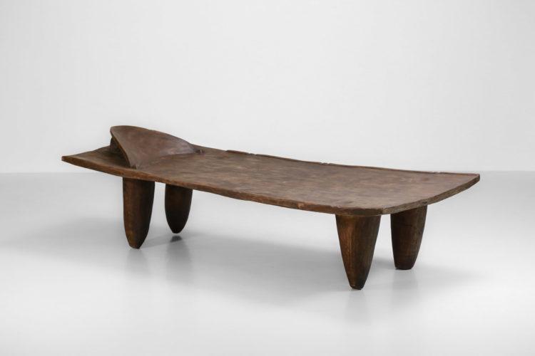 grand lit senoufo en bois massif ethnic 2