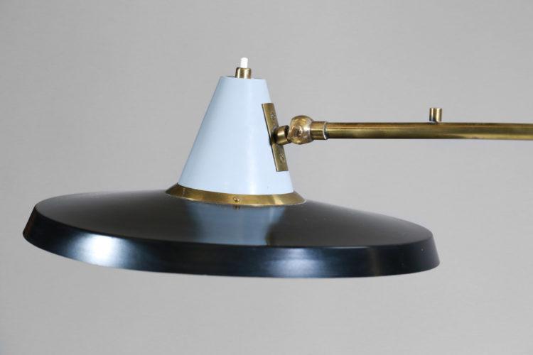 lampadaire style gino sarfatti vintage design italien 10