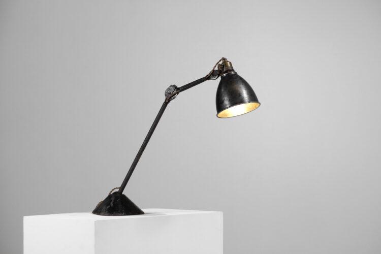 lampe de table albert albin gras ravel lecobusier F071