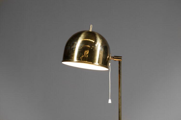 Lampe de table suedoise bergboms B075 laiton E544