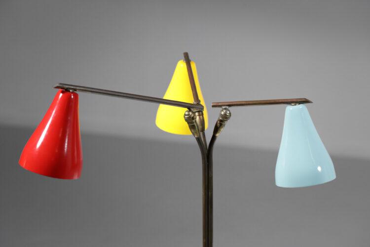 lampe de table fontana arte années 50 design italien F0721