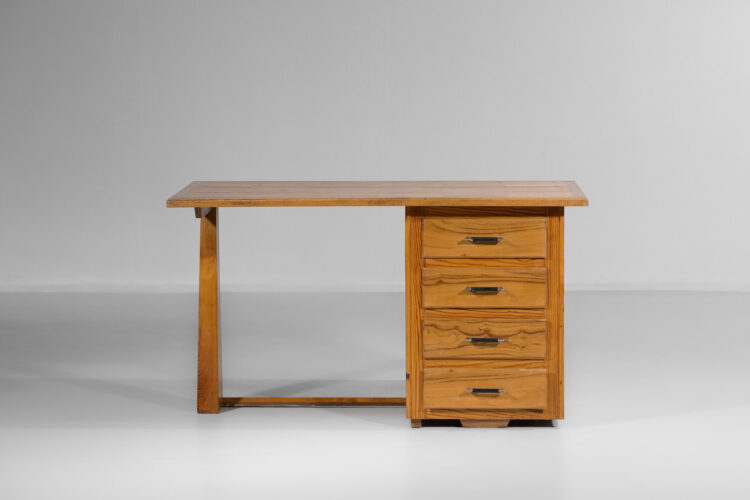 petit bureau moderniste en pin E303