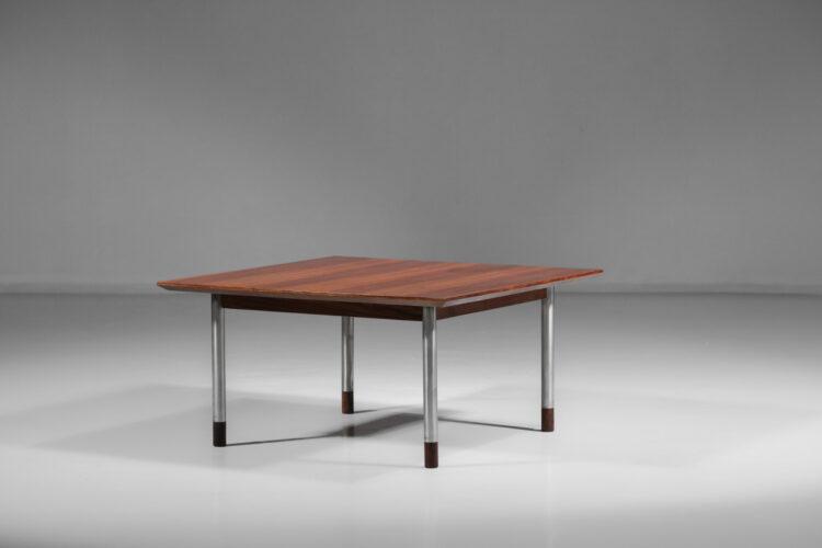 table basse carré italienne style finn julh F108