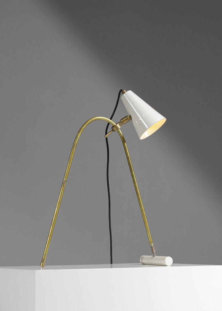 Lampe de bureau ou chevet italienne moderne. stye gino sarfati Ora