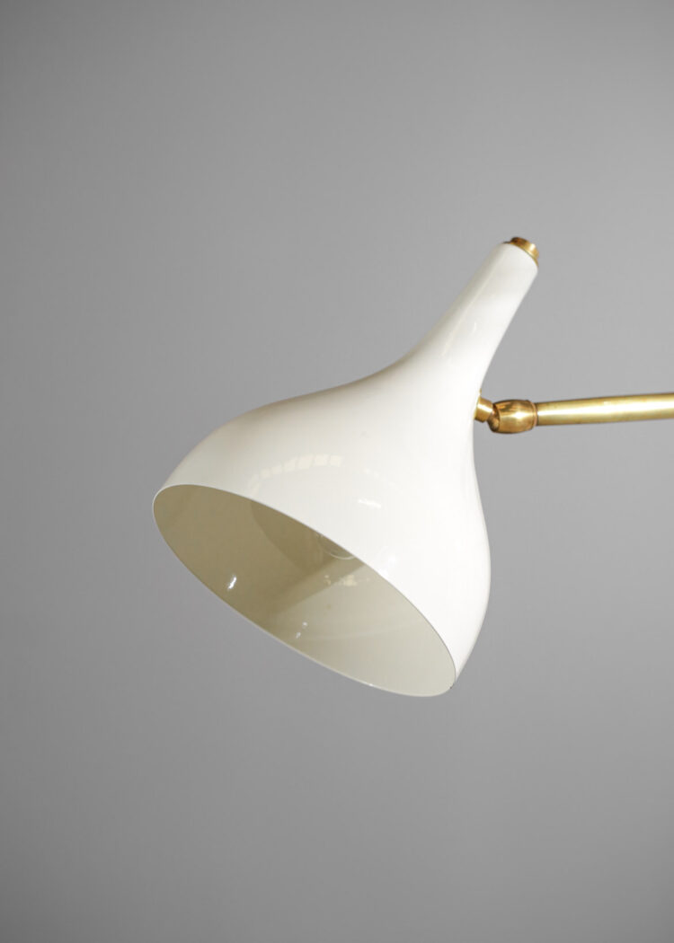 applique potence italienne moderne 3 bras style vintage VF103