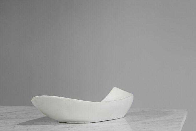 grande coupe en ceramique par roger capron F011