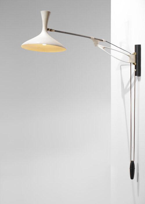lampe potence cosack leuchten années 50 germany E539