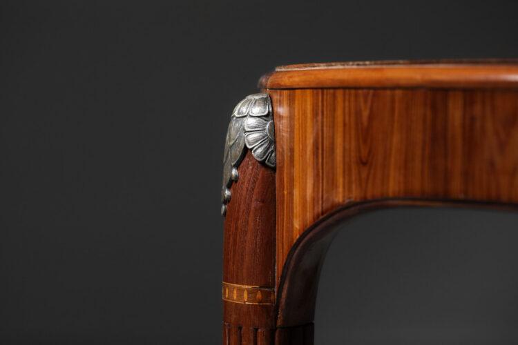 table à manger années 30 art deco style maurice Jallot E318