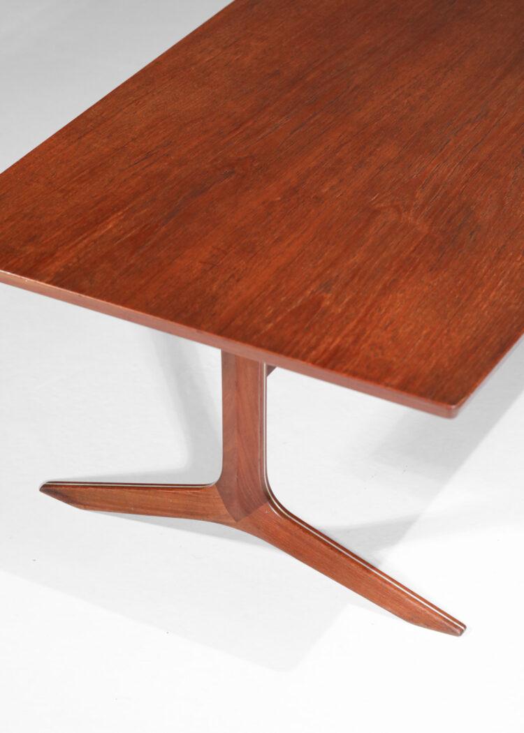 table basse danoise peter hvidt et orla molgaard scandinave - F143