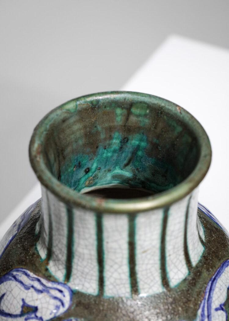 vase céramique années 50 Edouard cazaux