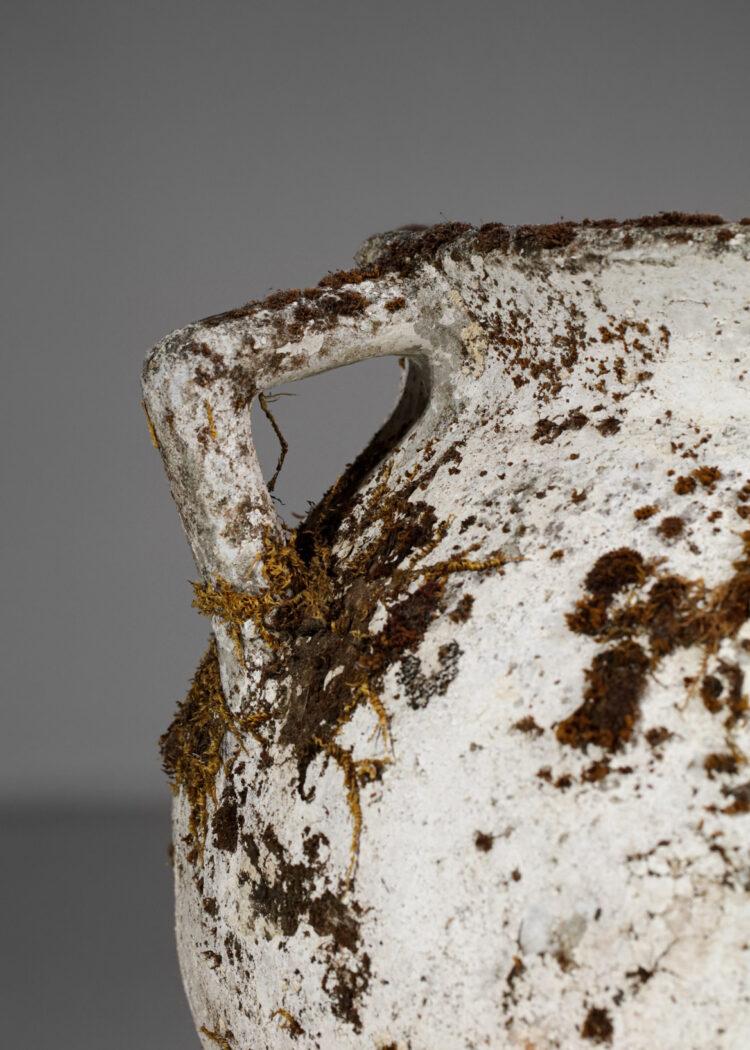 amphore jardinière marmite willy gulh vintage design suisse
