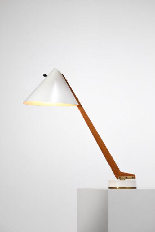 Lampe de bureau B54 par Hans Agne Jakobsson années 50 pour Markaryd